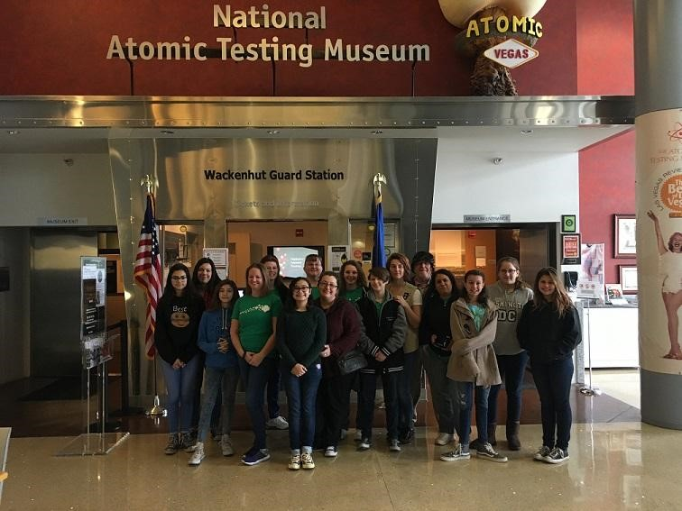 Pearl Harbor Tours >> The Blast – January 13, 2017 | The National Atomic Testing ...
